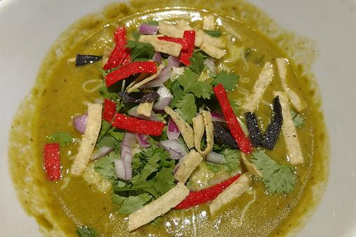 Spice Things Up! How to Make Easy Cream of Poblano Soup!