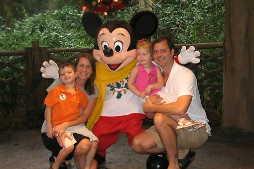Spring Vacation at Disney World With the Kids: For Less Stress, Make Sure to Do This!