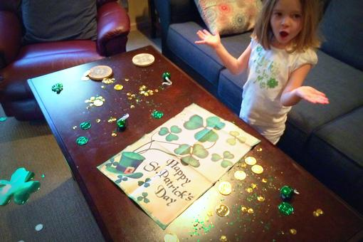 St. Patrick's Day Family Tradition: How to Make a Leprechaun Trap!