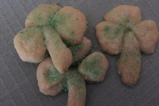 St. Patrick's Day Shamrock Cookies: Try This Kid-friendly Recipe!
