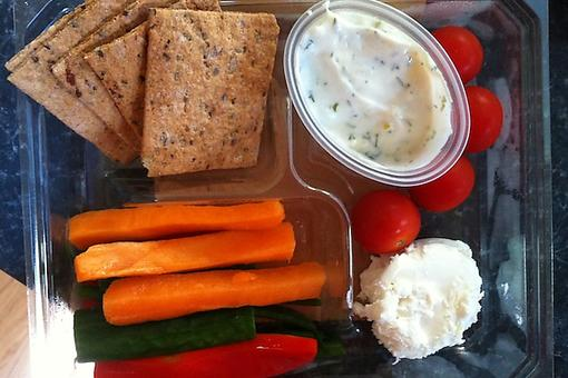 Starbucks' Bistro Boxes: A Healthy, On-the-Go Snack or Lunch!