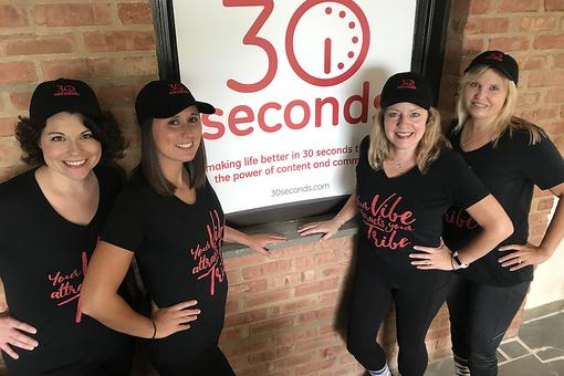 """State of the Union 2018"" With 30Seconds Founder & CEO Elisa All Schmitz & Senior Digital Producer Donna John!"
