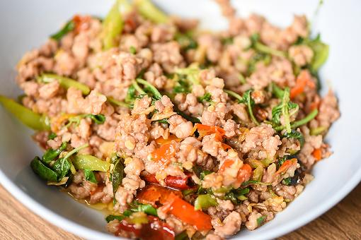 Thai Basil Pork Recipe: This 10-Minute Stir-fried Ground Pork Recipe Is What Fast Food Should Be