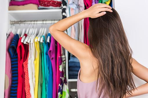 Organizing Your Clothes: Ask Yourself These 3 Questions!