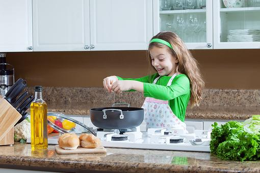 Stuck in a Family Food Rut? Let the Kids Take Over! Here's the Plan...
