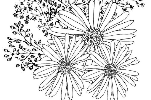 Flowers Coloring Pages: 10 Free & Fun Printable Coloring Pages of Spring Flowers
