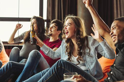 Super Bowl® Safely: Guidelines for Drinking During the Big Game