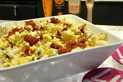 Love Bacon? Try This Amazing Bacon-Infused Popcorn Recipe