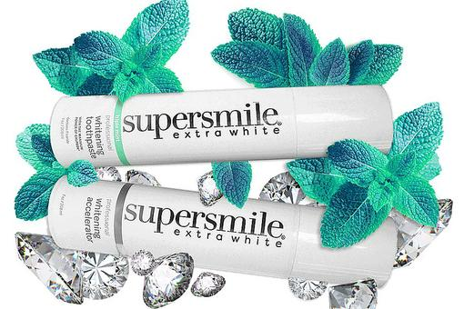 Supersmile Rosewater Mint Toothpaste: A Fragrant Take on Teeth Whitening