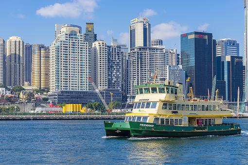 Sydney Ferries: Practical Transportation in Australia or a Budget Harbour Cruise