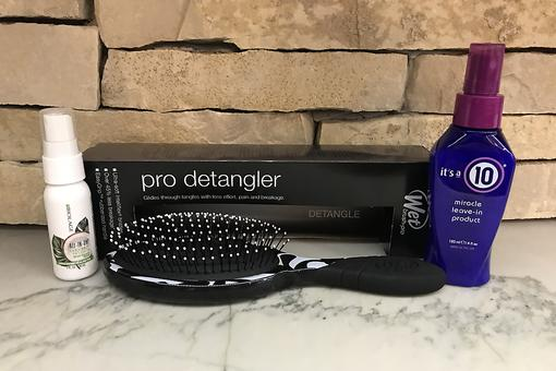 Tame That Mane: 3 Hair-Care Products to Help De-Tangle, De-Frizz & De-Stress Your Hair-Care Routine