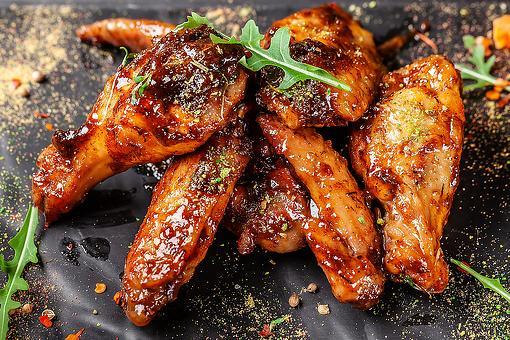 Tandoori Chicken Wings Recipe: Oven-baked Indian Masala Chicken Wings Recipe