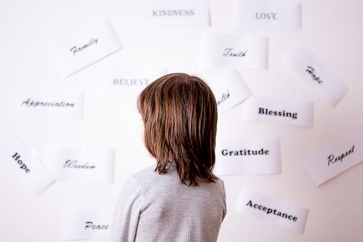 Teaching Kids Values: This Parenting Hack Uses the Power of Words