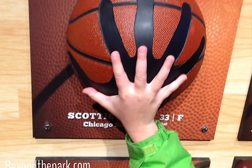 Chicago Sports Museum: Test Your Reach & Ability at the Chicago Sports Museum!