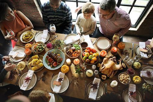 "Thanksgiving ""Food Coma"": 4 Tips to Prevent Over-eating at Your Holiday Meal!"