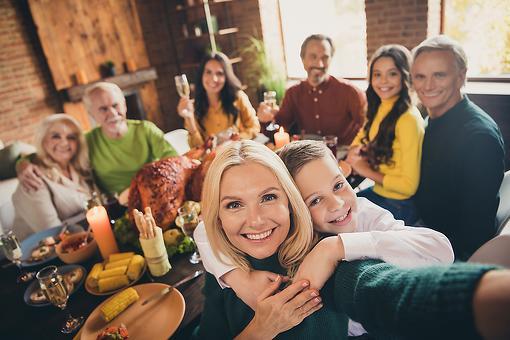 Thanksgiving Gratitude: A Single Mom Shares Her Thanksgiving Gratitude Mantra