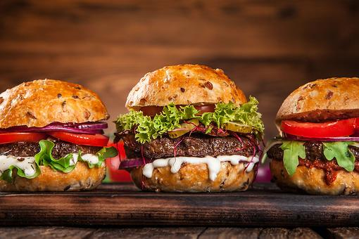 The Best Burger Recipe: This Easy & Delicious Burgers Recipe Makes the Tastiest Hamburgers or Meatballs in Minutes