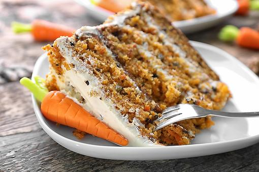 The Best Carrot Cake Recipe Ever: Carrot Cake With Buttermilk Glaze & Orange Cream Cheese Frosting