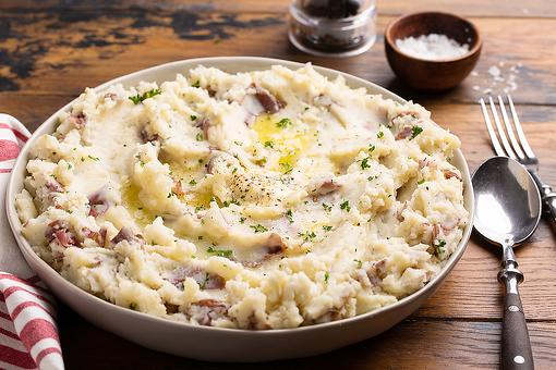 The Best Mashed Potatoes Recipe: This Easy Skin-on Creamy Red Mashed Potatoes Recipe Is Ready in About 30 Minutes