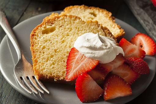The Best Pound Cake Recipe: This Easy Vanilla Pound Cake Recipe Almost Bakes Itself