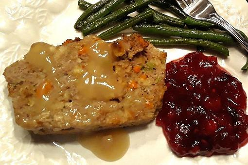 The Best Turkey & Stuffing Meatloaf Recipe: This Easy Meatloaf Recipe Is Thanksgiving Dinner in One Bite (Anytime!)