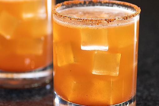 The Fiery Fieri Tequila Cocktail Recipe Is What Happens When a Chef (Guy Fieri) & Rock Star (Sammy Hagar) Team Up
