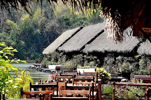 The River Kwai: The Funny Disappointments on Our Trip to This River in Thailand