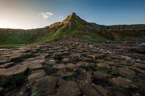 The Giant's Causeway in Ireland: Walk in the Footsteps of Giants in Northern Ireland