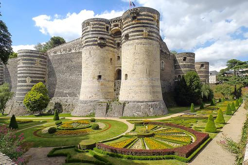Chateau d'Angers: The Incredible Treasure of the Medieval Tapestries in Angers, France