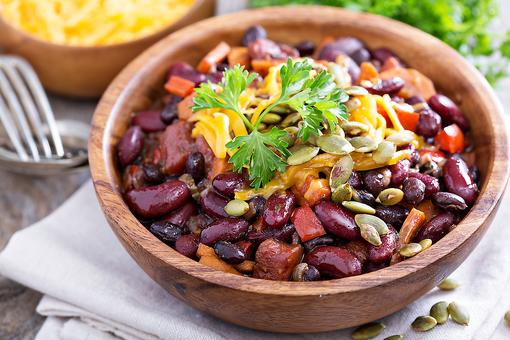 The Magic of Beans: A Simple Way to Add Protein & Fiber to Your Diet!