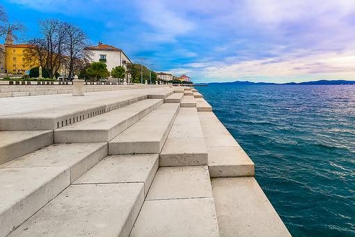 Zadar, Croatia: Experience the Mystical Music of the Sea Organ
