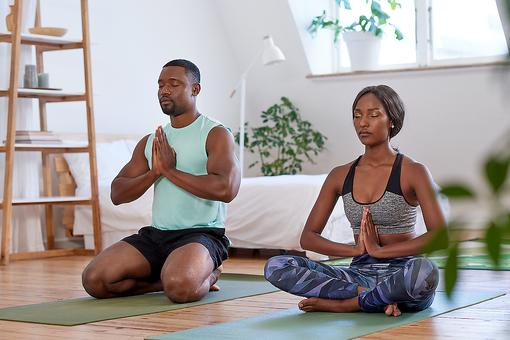 Physical Tolls of Stress: 5 Reasons to Grab Your Meditation Mat!