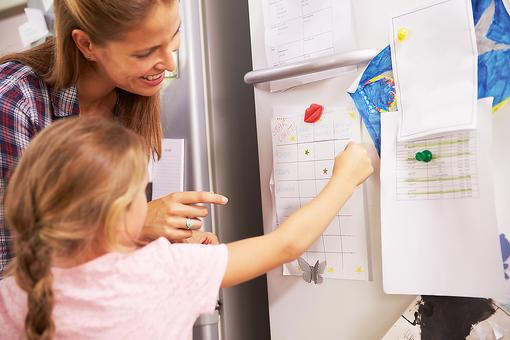 """Celebrate Achievements: The Power of """"Charting"""" to Help Shape Children's Behavior!"""
