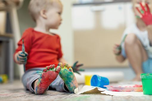 The Power of Messy Play: Fun Ways to Empower Creative Kids With Messy Playtime