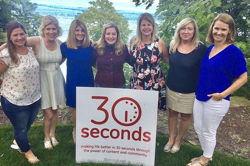 The Power of a Tribe: Why I Love This 30Seconds Community!