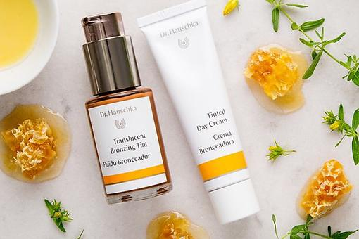 Dr. Hauschka's Translucent Bronzing Tint Is Sheer Genius for a Natural Glow!