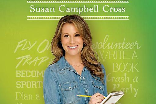 TheFabYOUList Author Susan Campbell Cross Shares How to Make YOU a Priority!