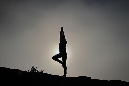 Think Yoga is Too Difficult to Reduce Your Stress? Anyone Can Do This Pose!