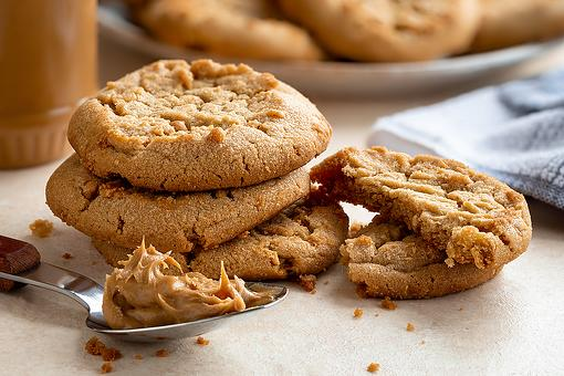 Easiest Peanut Butter Cookies Recipe: This 2-Ingredient Peanut Butter Cookie Recipe Was Made for Mondays