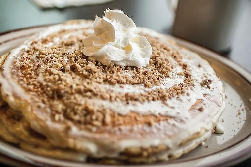 This Cinnamon Pancake Recipe With Cinnamon Glaze Is a Smile About to Happen