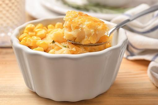 This Easy Corn Casserole Recipe Has 5 Ingredients & Is Ready in a Jiffy