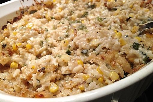 Creamy Poblano Rice Recipe: This Easy Mexican Rice Recipe Will Leave You Speechless