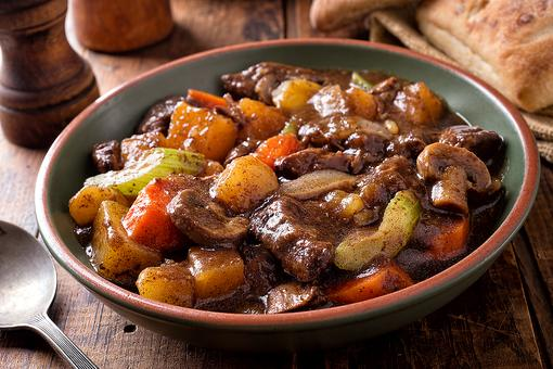 This Easy Beef Stew Recipe Is Ready in Less Than 45 Minutes!