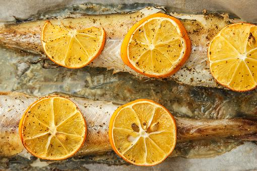 This Orange Baked Fish Recipe Is a Healthy Ending to Your Day