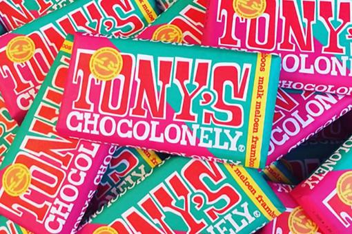 #30Seconds Live: Tony's Chocolonely Socially Responsible Chocolate Helps Stop Child Labor & Human Trafficking