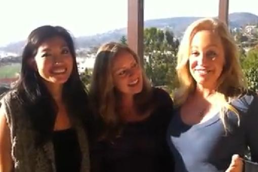 Too Busy to Meet Up With Friends? Make It Work! I Did With Kaira Rouda & Angela Chee!