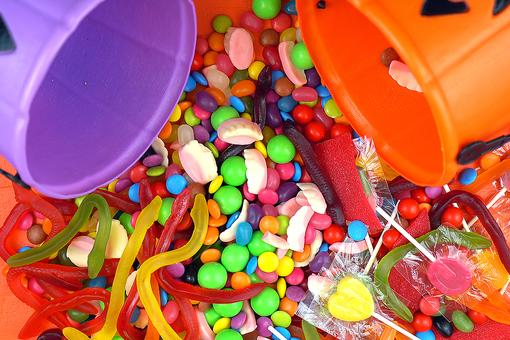 Halloween Candy Buyback Program: Kids Can Feed an Army (Literally) With Their Candy!