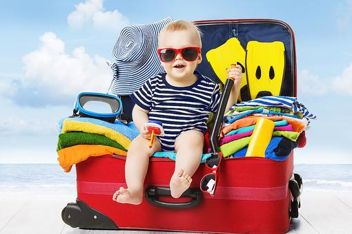 Traveling With Baby? 5 Tips to Make Your Family Vacation Go a Little More Smoothly!