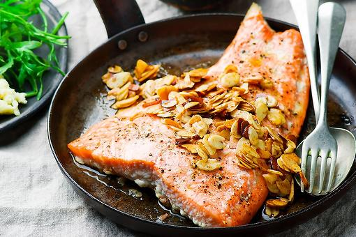 Trout Recipes: This Easy Trout Almondine Recipe Is Ready in About 15 Minutes