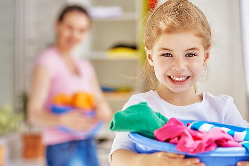 Turn Spring Cleaning Into a Soul Lightening Experience for Your Kids: Here's How!